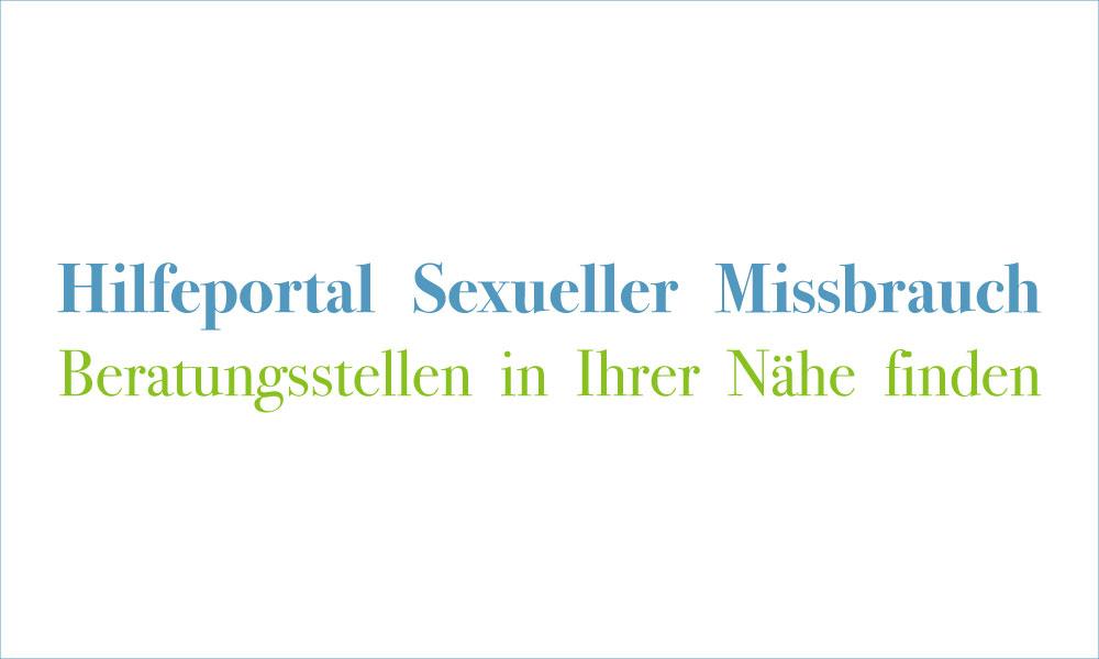 Hilfeportal Sexueller Missbrauch - https://www.hilfeportal-missbrauch.de